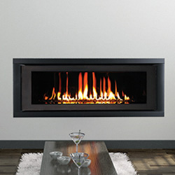 54 Signature Clean Face Direct Vent Linear Fireplace Natural Gas Electronic Ignition Superior