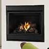 "45"" Merit Plus Direct Vent Fireplace, Natural Gas (Electronic Ignition) - Superior"