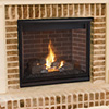 "45"" Clean Face Direct Vent Fireplace Natural Gas (Electronic Ignition) - Superior"