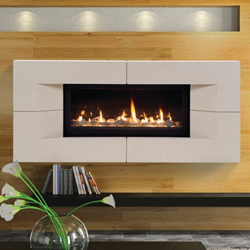 42 Serenade Total Signature Command Direct Vent Fireplace
