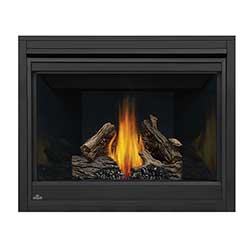 42 Ascent Direct Vent Clean Face Fireplace Electronic Ignition Napoleon