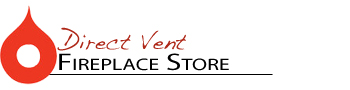 Direct Vent Fireplace Store Logo