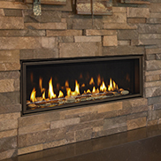 Contemporary Direct Vent Fireplaces
