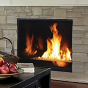 Traditional Direct Vent Fireplaces